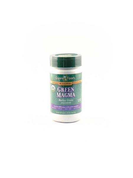 Green Magma Barley Grass