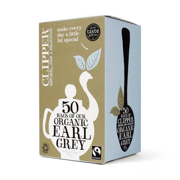 Earl Grey Tea FairTrade, ORGANIC