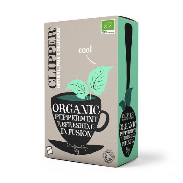 Peppermint T-Bags ORGANIC
