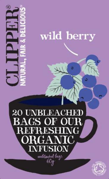 Wild Berry Tea ORGANIC