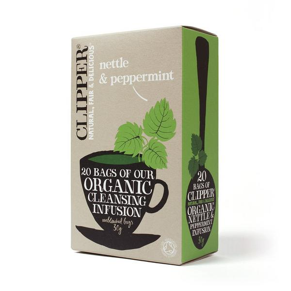 Nettle & Peppermint T-Bags ORGANIC