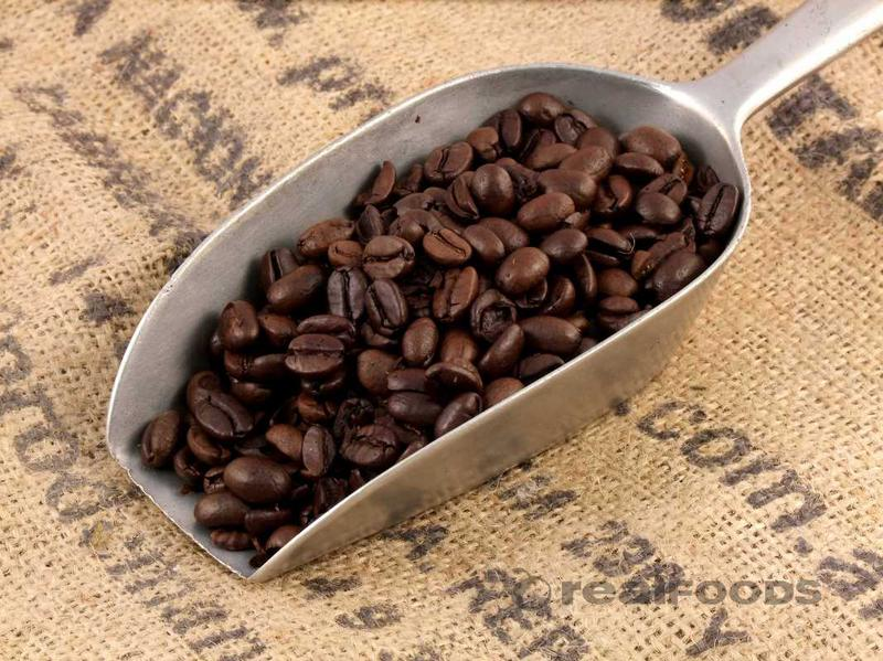 Coffee Beans Decaffeinated