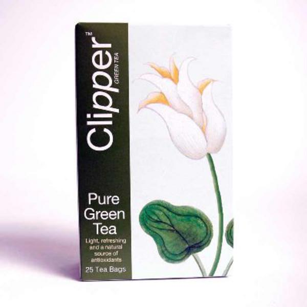 Pure Green Tea FairTrade image 2