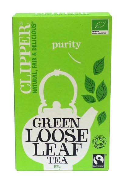 Green Tea Leaves FairTrade, ORGANIC image 2