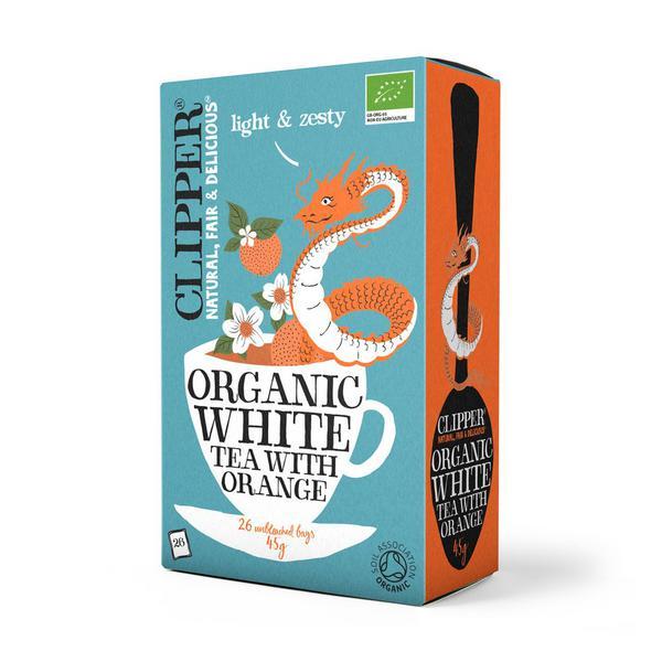 White Tea With Orange ORGANIC