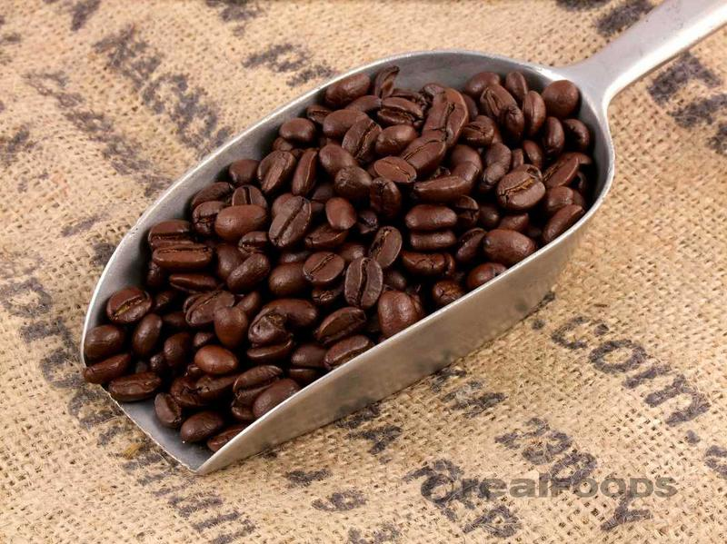 Pure Colombian Coffee Beans