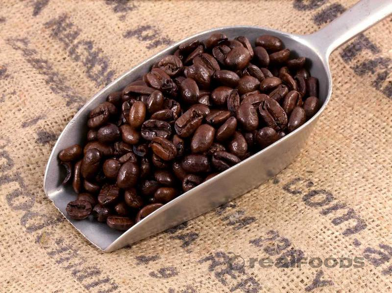 Coffee Beans Online >> Pure Kenyan Coffee Beans from Real Foods Buy Bulk Wholesale Online