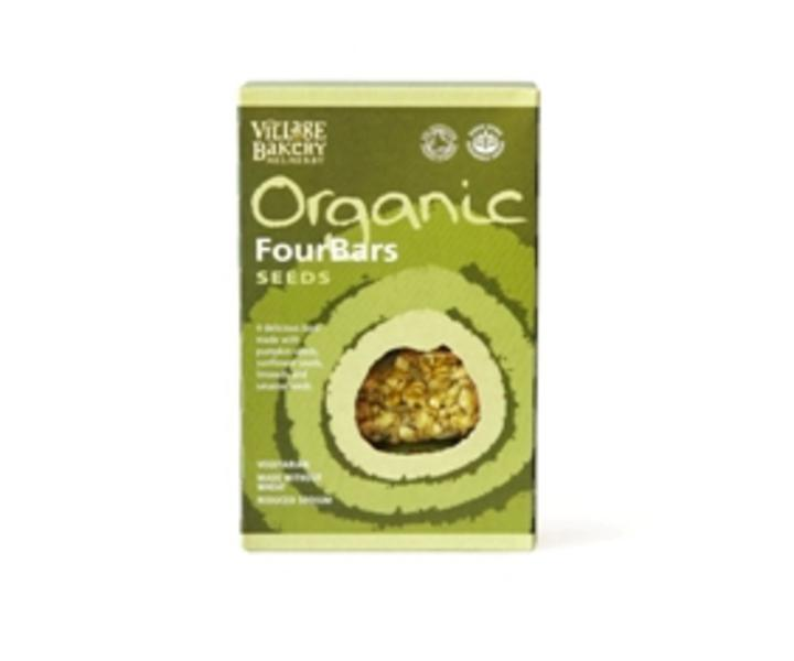 Savoury Oatcakes Seeded ORGANIC