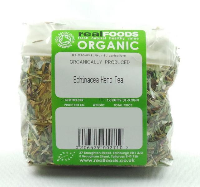 Echinacea Herb Tea ORGANIC image 2
