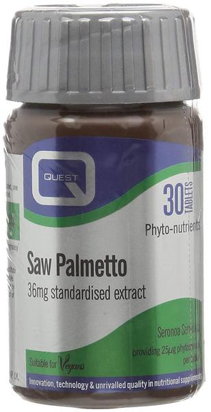 Herbal Product Saw Palmetto Standardised Full Potency