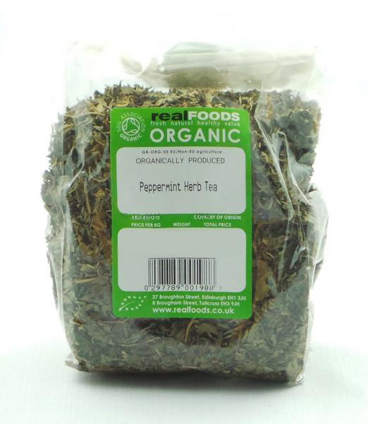 Peppermint Herb Tea ORGANIC image 2