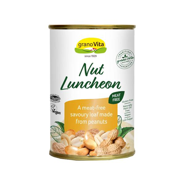 Nut Luncheon Gluten Free, Vegan