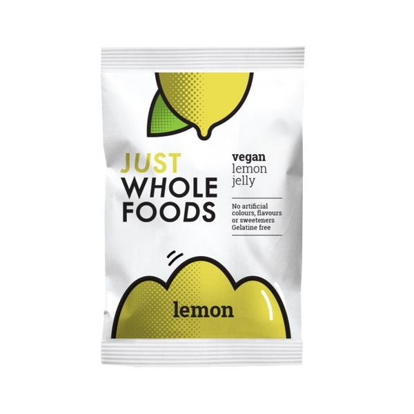 Lemon Jelly Crystals Vegan