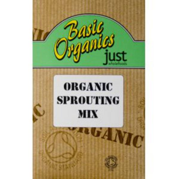 Sprouting Mix ORGANIC