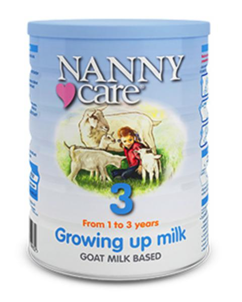 Growing Up Goat Milk Powder