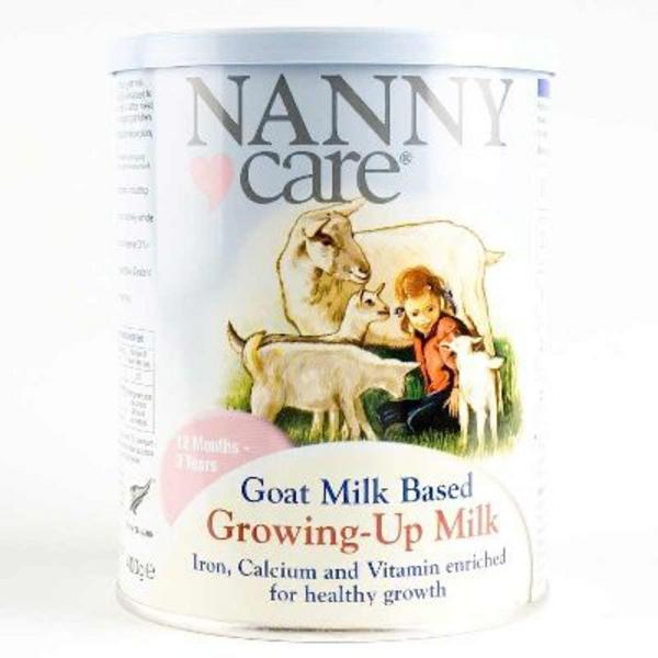 Growing Up Goat Milk Powder  image 2