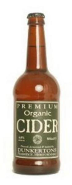 Cider Premium ORGANIC
