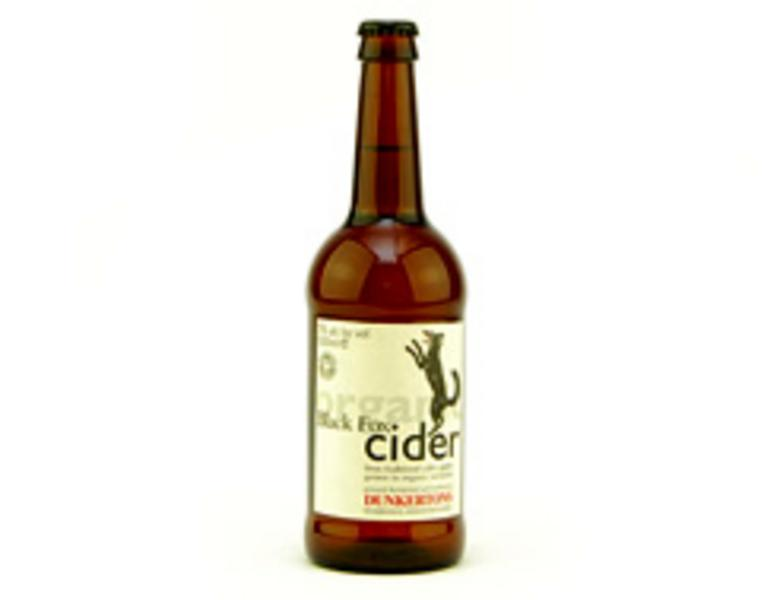 Black Fox Cider ORGANIC