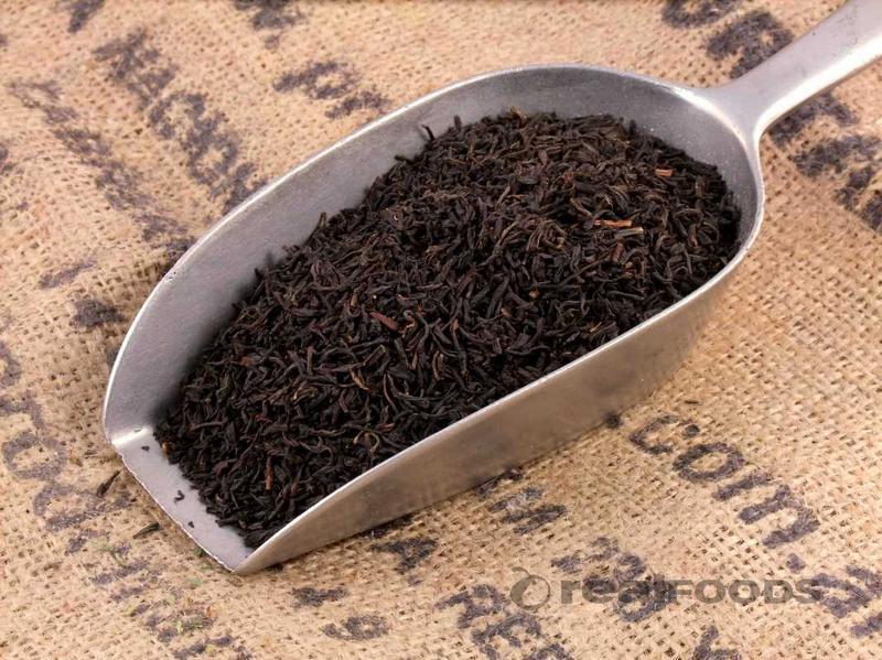 Keemun Tea Leaves