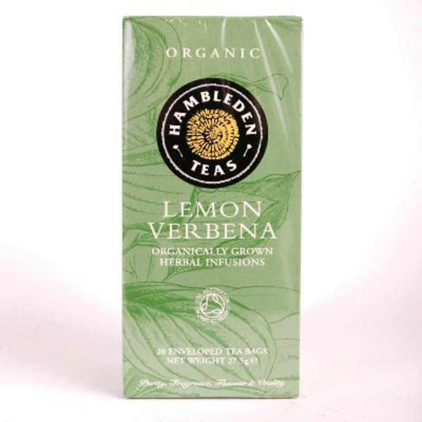 Lemon Verbena Leaf Tea ORGANIC