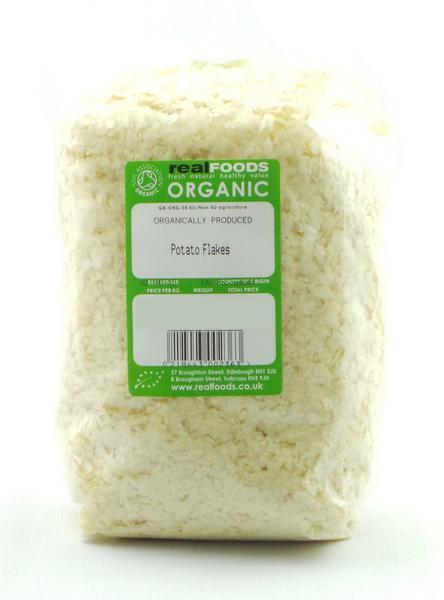 Potato Flakes ORGANIC image 2