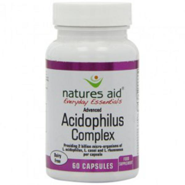 Advanced Acidophilus Probiotic 50mg Vegan