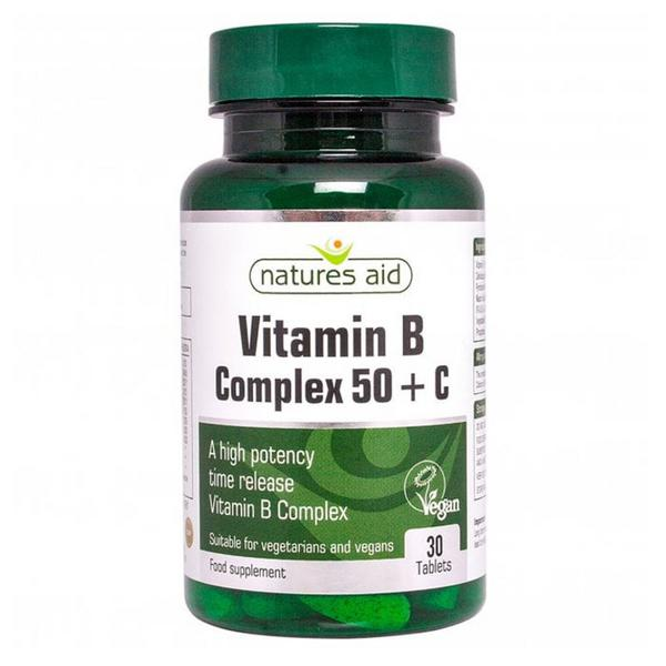 Complex Vitamin B & C Vegan