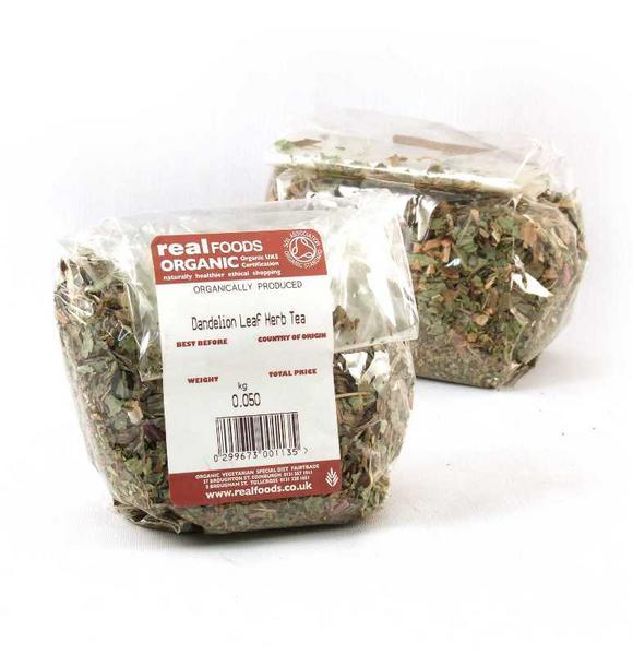 Dandelion Leaf Herb Tea ORGANIC image 2