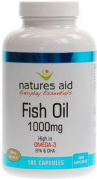 Omega 3 Rich Fish Oil 1000mg
