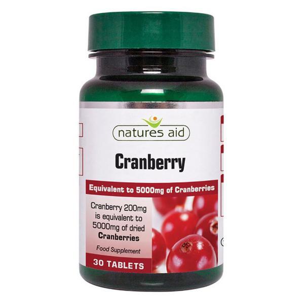 Herbal Product Cranberry 200mg Vegan