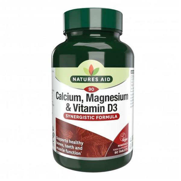 Mineral Calcium,Magnesium & Vitamin D3 Vegan
