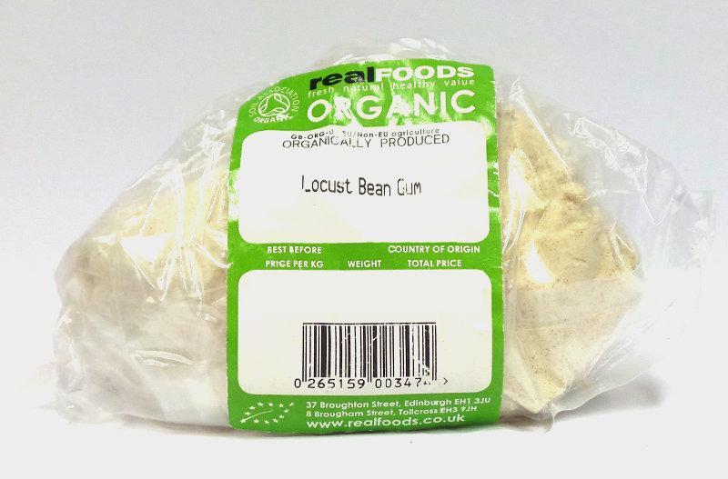 Carob Locust Bean Gum Vegan, ORGANIC