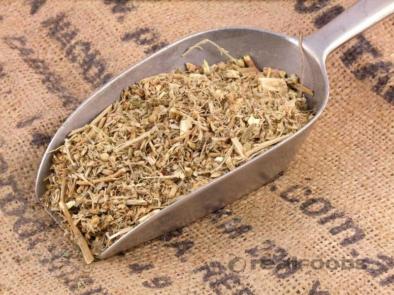 Real Foods Organic Wormwood Herb Tea