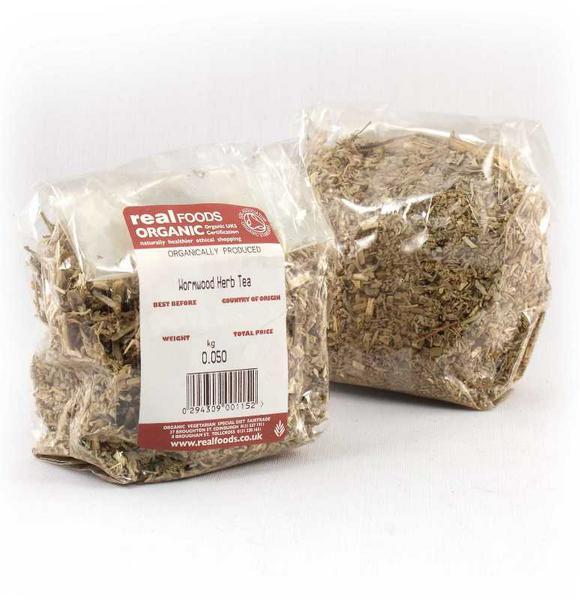 Wormwood Herb Tea ORGANIC image 2