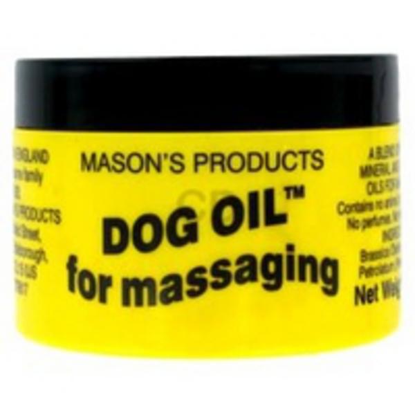 Dog Oil for Rheumatic Pain