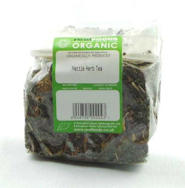 Nettle Herb Tea ORGANIC image 2