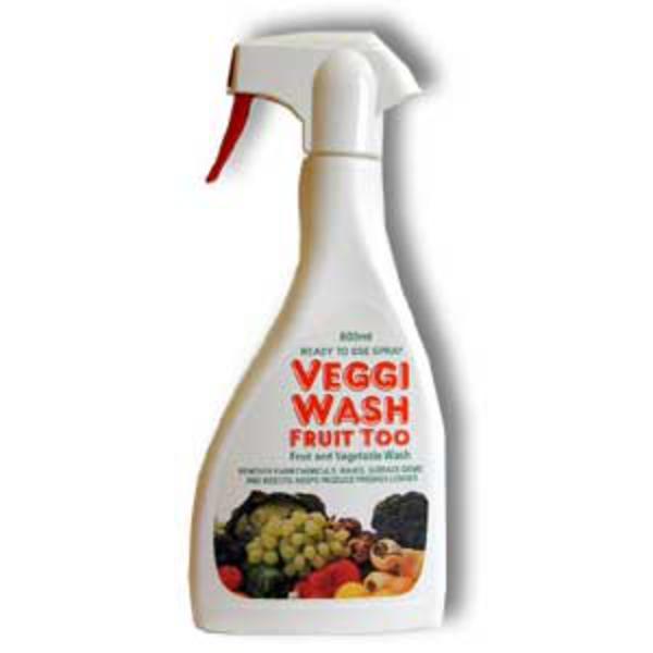 Veggi Wash Spray