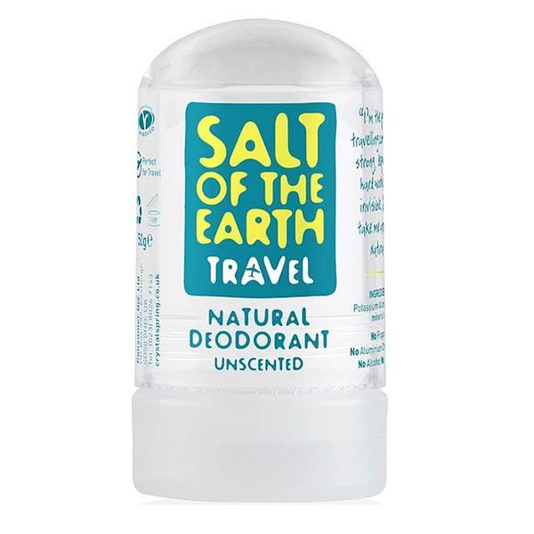Salt of the Earth Deodorant Travel