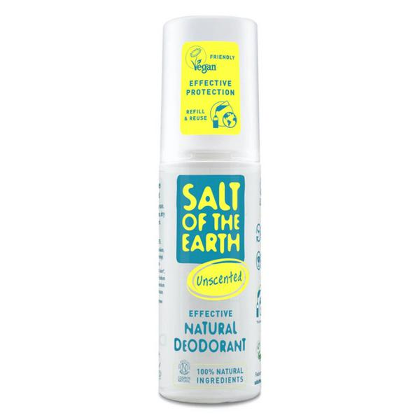 Salt of the Earth Deodorant Spray