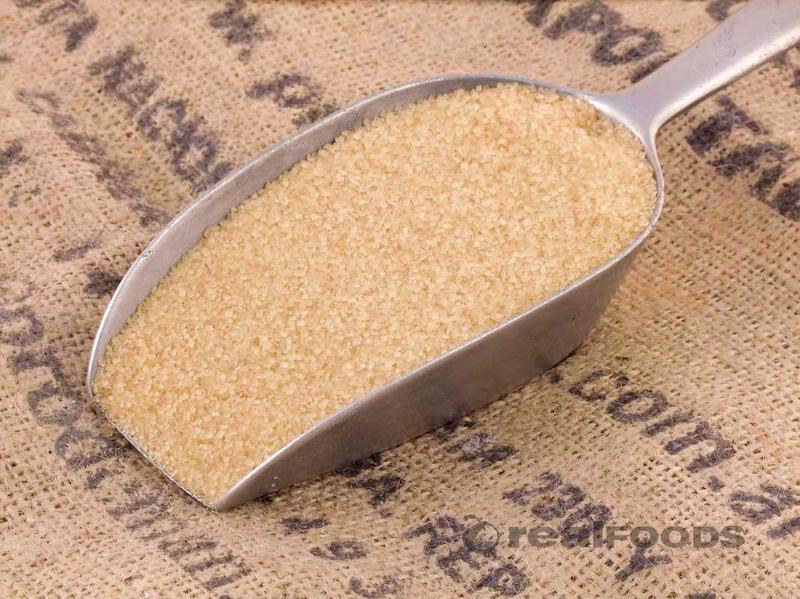 Raw Cane Demerara Sugar