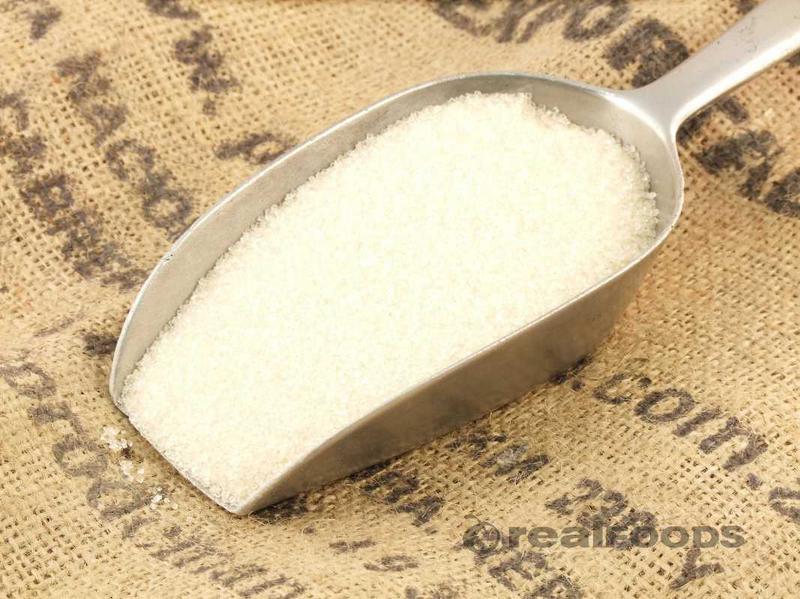 Granulated Cane Sugar ORGANIC