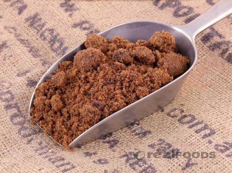 Dark Raw Cane Muscovado Sugar