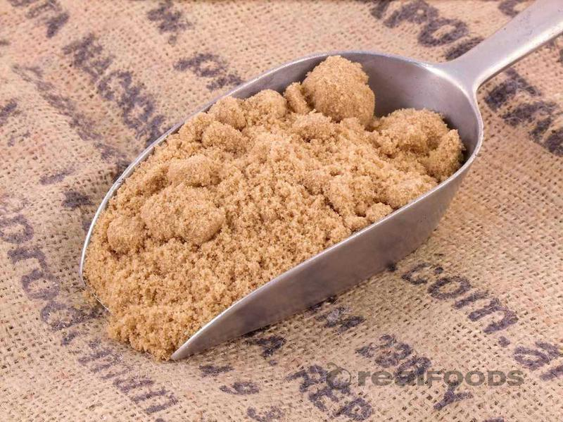 Light Raw Cane Muscovado Sugar