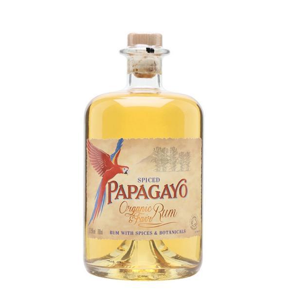 Spiced Paraguay Rum Vegan, ORGANIC