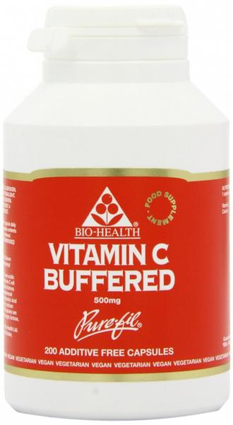 Bio-Health Vitamin C Buffered Vegan