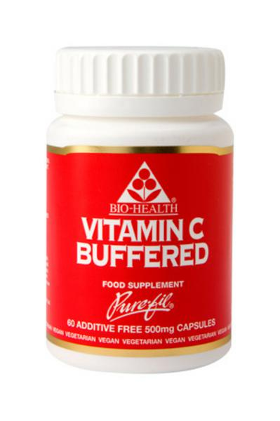 Vitamin C 500mg Buffered Vegan