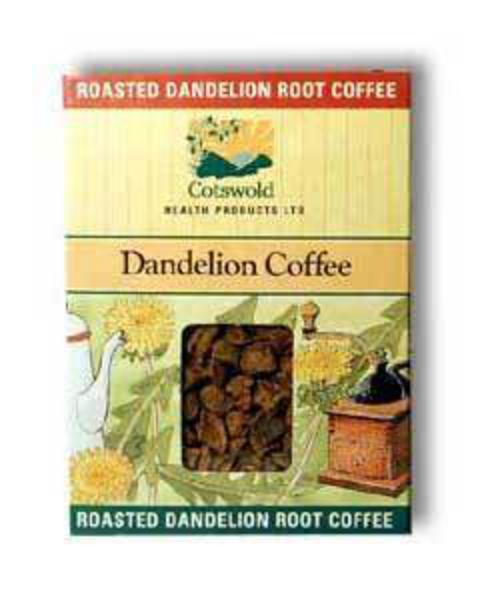 Dandelion Root Coffee Substitute Roasted in 100g from Cotswold Health ...
