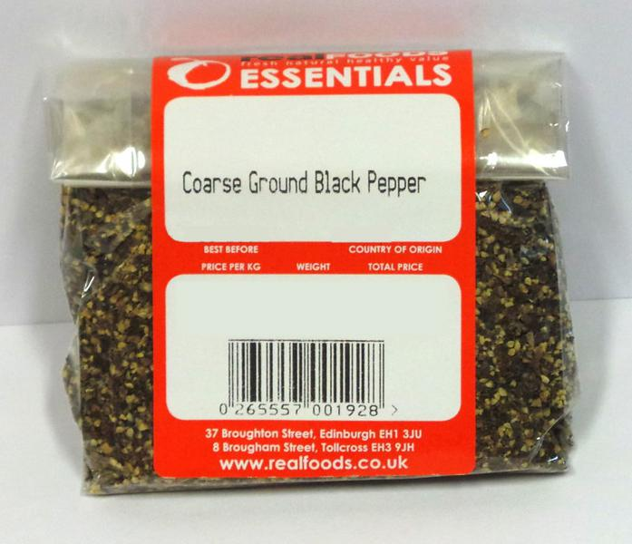 Coarse Ground Black Pepper  image 2