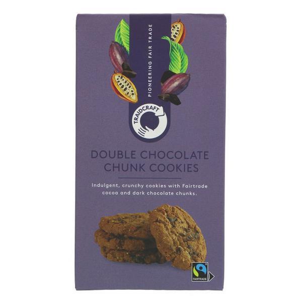 Double Chocolate Cookies FairTrade