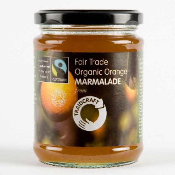 Seville Orange Marmalade FairTrade, ORGANIC